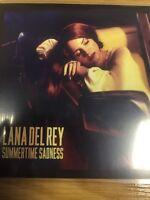 LANA DEL REY 'SUMMERTIME SADNESS' RARE 11 REMIX PROMO CD