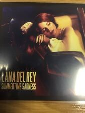 LANA DEL REY 'SUMMERTIME SADNESS' RARE 11 REMIX PROMO CD