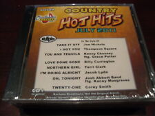 CHARTBUSTER HOT HITS COUNTRY KARAOKE DISC 60468M JULY 2011 CD+G MULTIPLEX