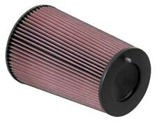 K&N Universal Air Filter-4in F IDx8in Base ODx6.625in T OD w/Offset Stud x12inH