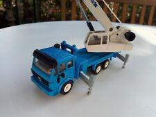 SIKU Super Serie 3723 DB Teleskop Aufbaukran UPAT Werbemodell, crane truck