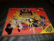 Rare 1992 Colorforms Crash Dummies  unopen package Deluxe Play set No. 2398 USA