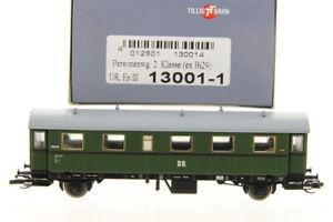 TT  Tillig 13001-1 DR Donnerbüchse 2. Klasse Personenwagen coach +OVP/J48