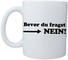 beidseitig bedruckt Teetass Tasse mit Spruch Motiv du musst das leben tanzen