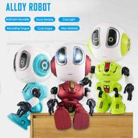 Ferngesteuerter Roboter Kinder Spielzeug Elektronisches Spielzeug Mus Licht V8X7