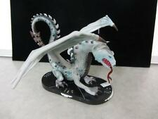 Radiant Light Dragon ~ Mage Knight Dragon Figure (2001) WizKids Miniature