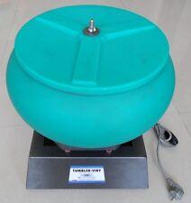 Super Large Vibratory Tumbler Wet Dry Polisher Polishing Machine UK