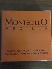 Montecillo Arcilla NATURAL Clay Facial And Corporal Mask reduces aging signs