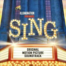 Sing (Original Motion Picture Soundtrack) - Various Artists (NEW CD)