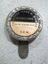 SPILLA DA BAVERO CONCORSO IPPICO INTERNAZIONALE MILANO 1947 S.E.M. (7)
