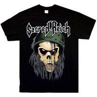 Sacred Reich OD T Shirt S M L XL Official T-Shirt Thrash Metal Band Tshirt New