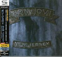 BON JOVI -NEW JERSEY -JAPAN 2 SHM-CD H40