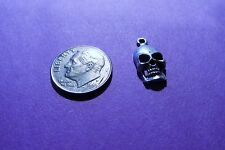 Fifty  Pewter Skull   Charms Wholesale Price