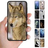 For OPPO Series - Wolf Wolves Theme Print Mobile Phone Back Case Cover #1