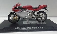 MV AGUSTA 750 F4S BIKE MOTO ALTAYA IXO 1/24