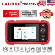 Android LAUNCH X431 CRP129X Car Scanner OBD2 Auto Diagnostic Tool Automotive US