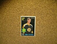 1970-71 O-Pee-Chee Hockey #236 Bobby Orr (Boston Bruins) AS1