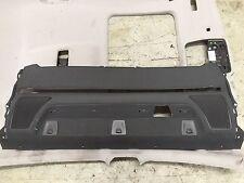 BMW OEM F01 F02 740 750 760 09-12 REAR BACK PANEL DECK SHELF POWER WINDOW GRILLE