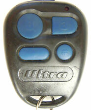 Keyless entry remote Ultra aftermarket MKYMT9207TX TXPT4 VER G transmitter alarm
