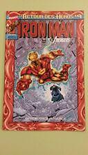 comics iron man le retour des héros n°9