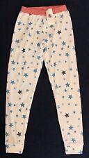 Petit Bateau Pyjamahose Sternchen weiß-blau NEU Gr.140