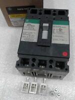 THED136035WL GE Molded Case Circuit Breaker 3 Pole 35 Amp 600V NEW!