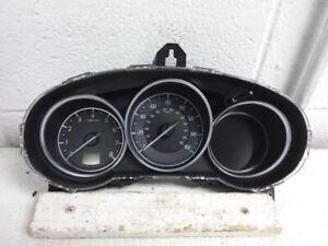 CX-5      2018 Speedometer 899467 ID #'S KL2L/A2E0