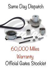 Audi Q3 Q5 2.0 TDI Diesel Timing Belt Cam Belt Kit  Water Pump GATES KP15678XS