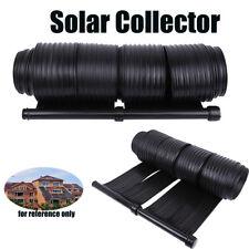 Set Calentador Solar Témico de Calentar Agua Caliente Libre de Energía Piscina