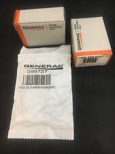 Geniune Generac Fuse SRVE 5A x AGC5 HLDR32300 Part# 099727 LOT OF  2 Fuses
