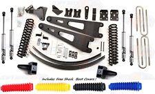 "Zone 6"" Full Suspension Lift Kit w/Fox 2.0 IFP Shocks for 11-16 Ford F-250/F-350"