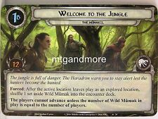 Lord of the Rings LCG - #026 Welcome to the Jungle - The Mumakil