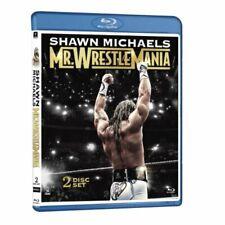 WWE SHAWN MICHAELS - MR WRESTLEMANIA S BLU-RAY