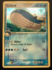 Carte Pokemon WAILORD 14/109 Holo Rubis & Saphir Bloc EX Française NEUF
