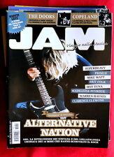 Nirvana on cover of JAM Magazine Italy #184 The Doors POLICE Primus SUPERHEAVY