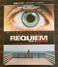 Requiem For A Dream 4K Uhd Blu-ray + Digital *New*