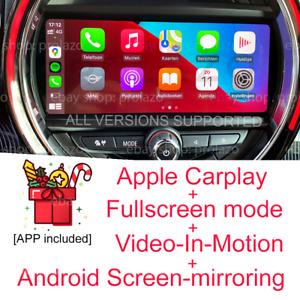 MINI EVO Carplay + Fullscreen + VIM + Android Screen-mirroring ALL VERSIONS