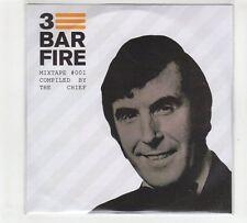 (GP819) 3 Bar Fire, Mixtape #001 by The Chief - DJ CD