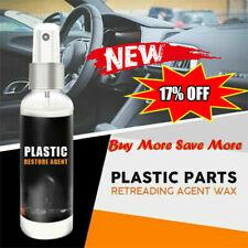 Plastic Parts Retreading Restore Agent Wax Instrument Wax Reducing Agent Car New