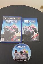 PS2 : SBK 08 : SUPERBIKE WORLD CHAMPIONSHIP - Completo, ITA ! Gioco ufficiale !