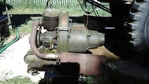 Vintage Homelite Generator