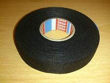 19mm x 25m TESA Tape NEW CABLE ROLL ADHESIVE CLOTH FABRIC WIRING LOOM HARNESS