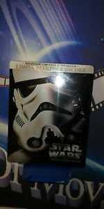 STAR WARS 5 L'Impero colpisce ancora EDIZIONE STEELBOOK (BLU-RAY)
