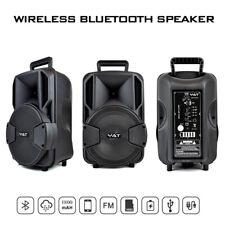 Wireless Speaker Stereo Audio USB TF Card 3.5mm AUX Bluetooth 8006 Boombox