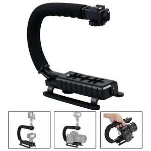 Handheld Camera Video Stabiliser With Hot Shoe Mount Extreme Sport Photography