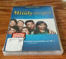 The Mindy Project: Season One (DVD, 2013) kaling tv series comedy 1 BRAND NEW
