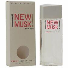 Prince Matchabelli New Musk for Men 84 ml Fresh Cologne Spray