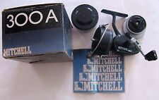 MITCHELL 300A MADE IN FRANCE FISHING REEL - FULL SET