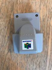 N64 Rumble Pack officiel-Nintendo 64-N64-Occasion-Cartouche uniquement