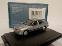 Model Car, Ford Sierra Sapphire - Silver, 1/76 New